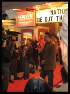 Where the Wild Things Are - Red Carpet Premiere - NWF's David Mizejewski