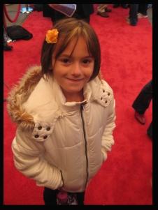 Where the Wild Things Are - Red Carpet Premiere - Jade Garrett